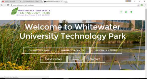 Whitewater University Technology Park